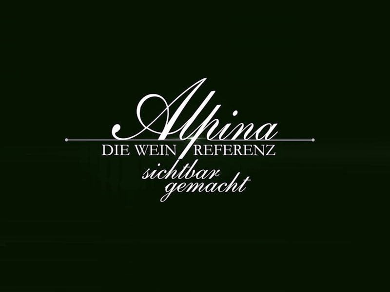 Alpina Wein Referenzen